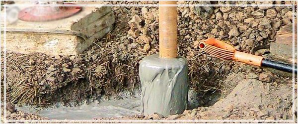 Тампонажный микроцемент повышенной сульфатостойкости выделяет повышенное количество цементного геля